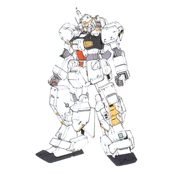 RX-121-1 ガンダムTR-1〈ヘイズル改〉[Gundam TR-1 [Hazel Custom]]《A.O.Z》