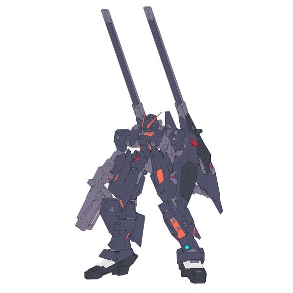 RX-124 ガンダムTR-6〈ヘイズルII〉(ヘイズルアウスラ代替プラン)