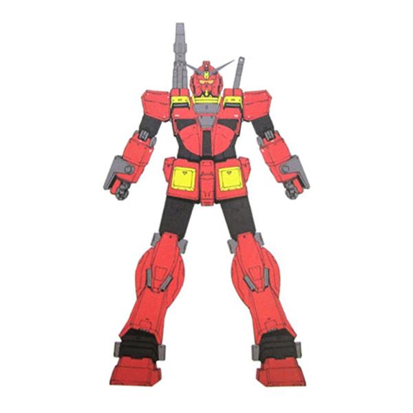 """FA-78-2 ヘビーガンダム [イングリッド0専用機] [Heavy Gundam 2nd [Ingrid 0 """"Johnny Ridden"""" Custom]]"""
