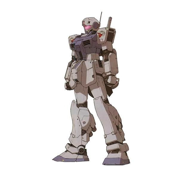 RGM-79GB ハイブースト・ジム [High Boost GM]