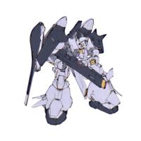 RX-124 ガンダムTR-6〈ハイザックII〉 [Gundam TR-6 (Hi-Zack II)]
