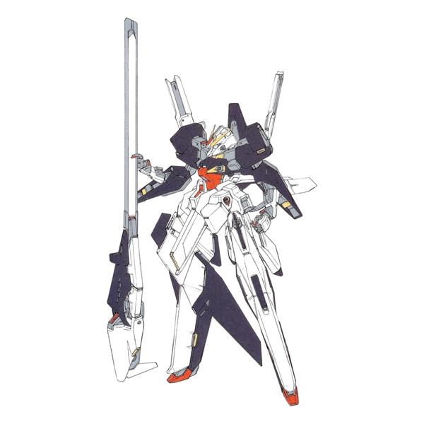 RX-124 ガンダムTR-6〈ハイゼンスレイII〉 [Gundam TR-6 (Hyzenthlay II)]