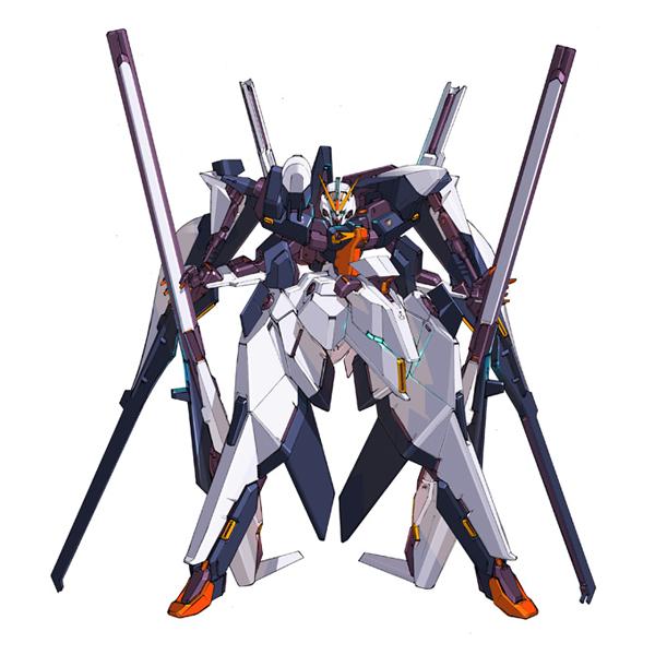 RX-124 ガンダムTR-6〈ハイゼンスレイII・ラー〉 [Gundam TR-6 (Hyzenthlay II-Rah)]