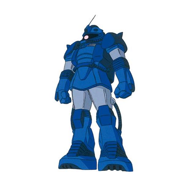 RX-106M マリン・ハイザック [地球連邦軍仕様] [Marine Hi-Zack Titans colors]
