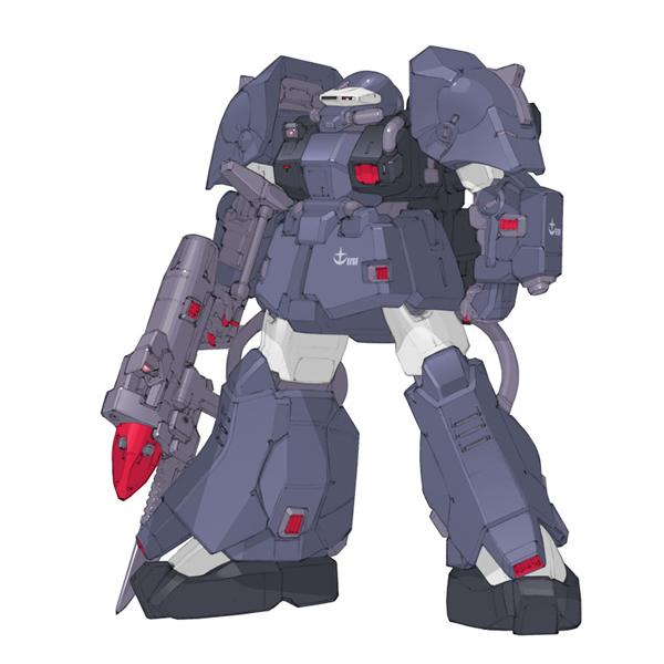 RX-106M マリン・ハイザック [Marine Hi-Zack]《A.O.Z》