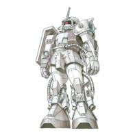 MS-06R-1A 高機動型ザクII 改良型 [シン・マツナガ専用機][Zaku II High Mobility Improved Type Shin Matsunaga's Custom]