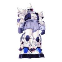 MS-06R-1A 高機動型ザクII 改良型 [シン・マツナガ専用機 代替機]