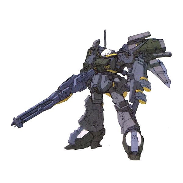 RX-106E ハイザック〈ヴァナルガンド〉 [Hi-Zack (Vanargand)]