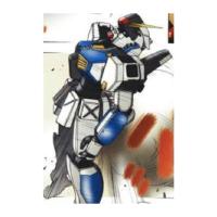 RGM-79GS ジム・コマンド〈ハンマーヘッド〉