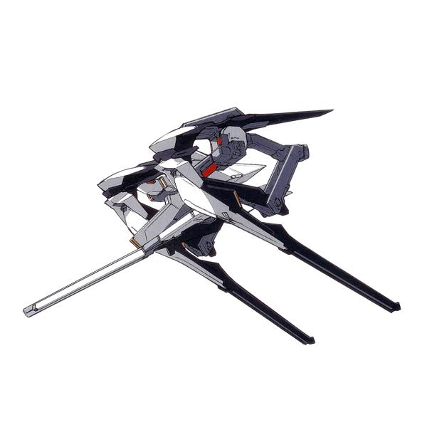 RX-124 フルドドII [Hrududu II]