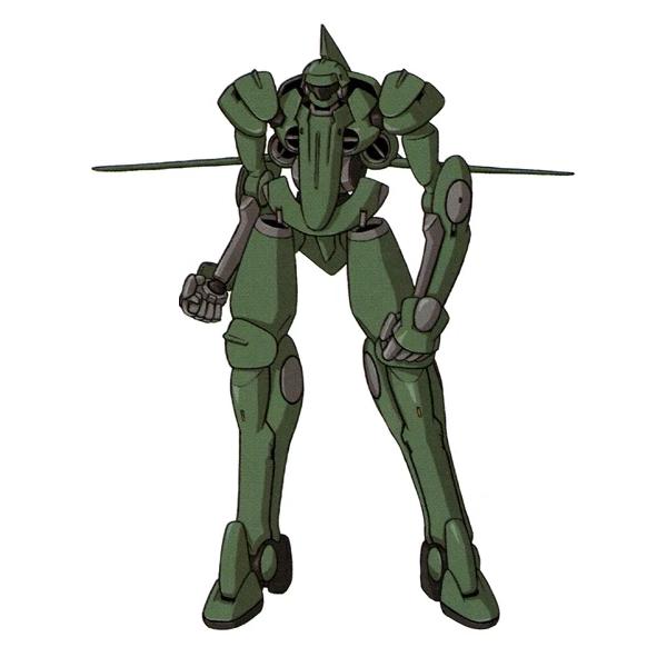 AEU-05/00 AEUヘリオンメディウム(ヘリオン00年型) [AEU Hellion Medium]