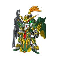 黄忠ガンダムデュナメス [Huang Zhong Gundam Dynames]