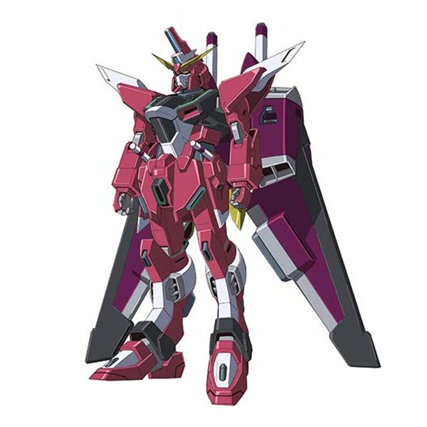 ZGMF-X19A インフィニットジャスティスガンダム [∞ Justice Gundam]
