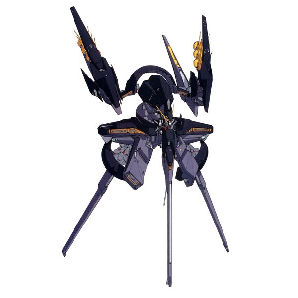 RX-124 ガンダムTR-6〈インレ〉 [Gundam TR-6 (Inle)]《A.O.Z》