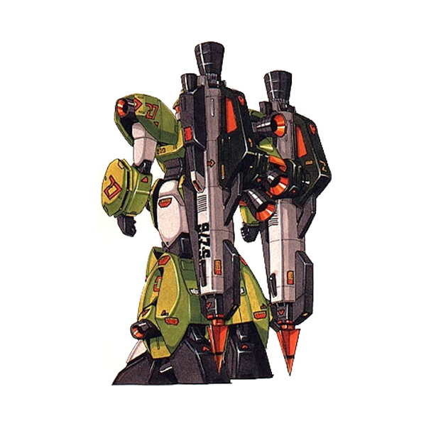 RGM-122 ジャベリン(メガスピア装備型)