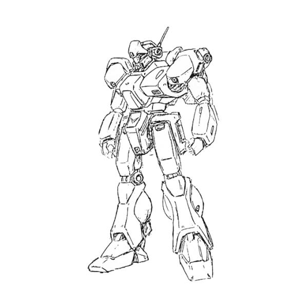 RGM-91S ジェガン装甲強化型 [Jegan Enhanced Armor Type]