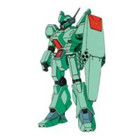 RGM-89J ジェガン ノーマルタイプ [Jegan Normal Type]