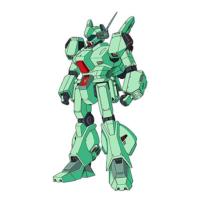 RGM-89R ジェガン Aタイプ [Jegan A-Type]