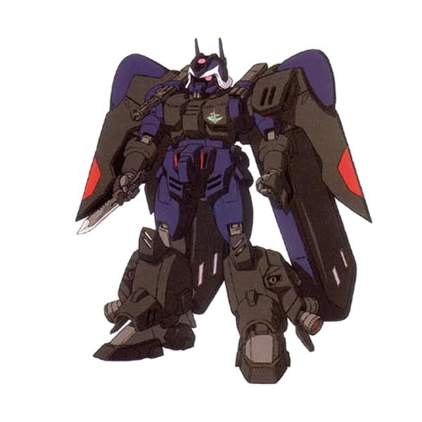 ZGMF-1017 ジン[叢雲劾専用機]