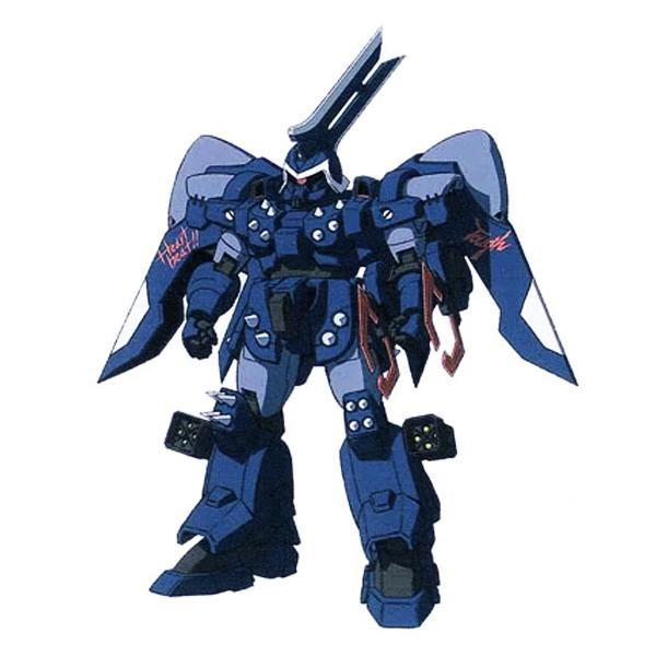 ZGMF-1017 ジン[宇宙海賊・アンスタン専用機]