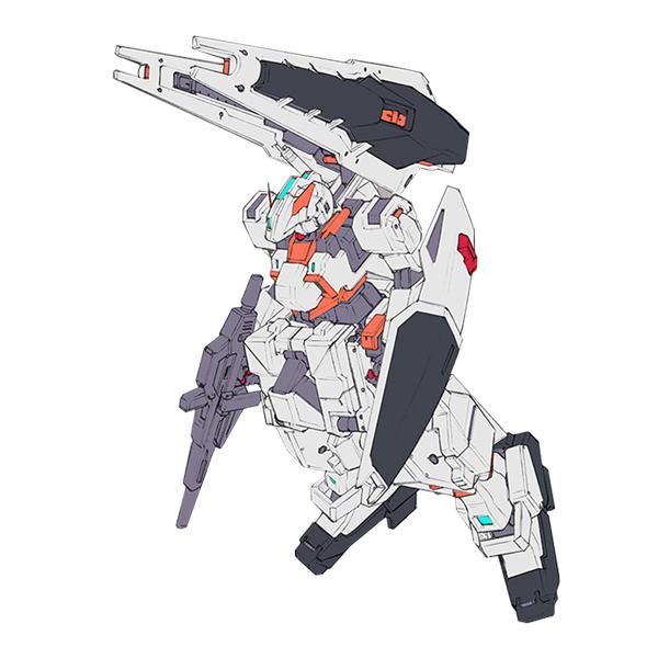 RX-121-2 ガンダムTR-1〈ヘイズル・アウスラ〉(タイプ2)(次世代量産型試作機)