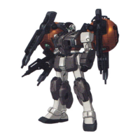 RGM-79ARA NT試験用ジム・ジャグラー [GM Juggler]