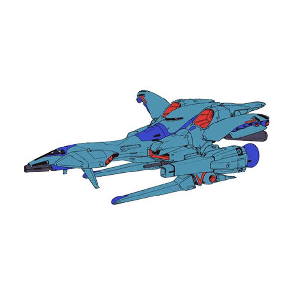AMA-01X+AMF-02R ジャムル・フィン&メガ・ブースター