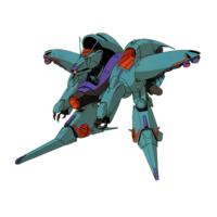 AMA-01X ジャムル・フィン