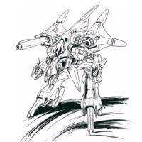 ABFS-RR01S メッサーラ・ディノファウスト・ジュピタ