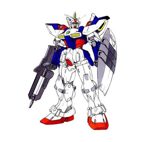 OZX-GU01A ガンダムジェミナス01 [Gundam Geminass 01]