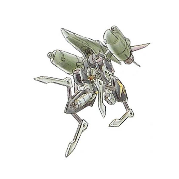 ZGMF-X56S/δ カオスインパルスガンダム