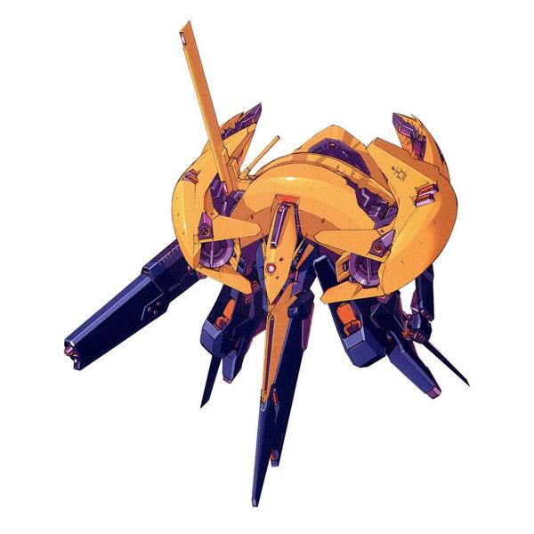 RX-124 ガンダムTR-6〈キハールII〉[インレ搭載機]