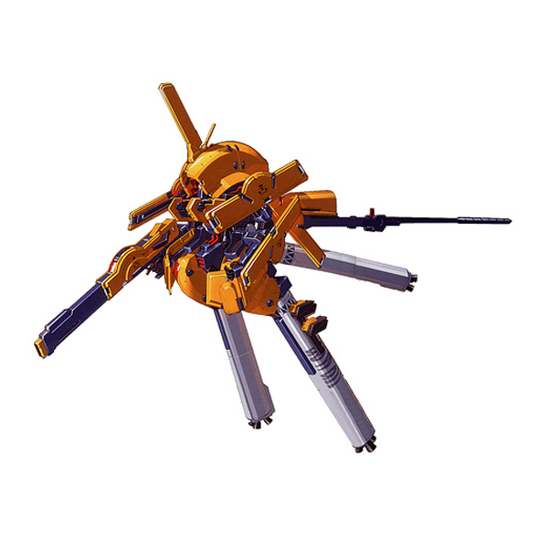 NRX-044(R) プロトタイプアッシマーTR-3〈キハール〉 空間戦闘仕様 [Prototype Asshimar TR-3 (Kehaar) Space Type]《A.O.Z》
