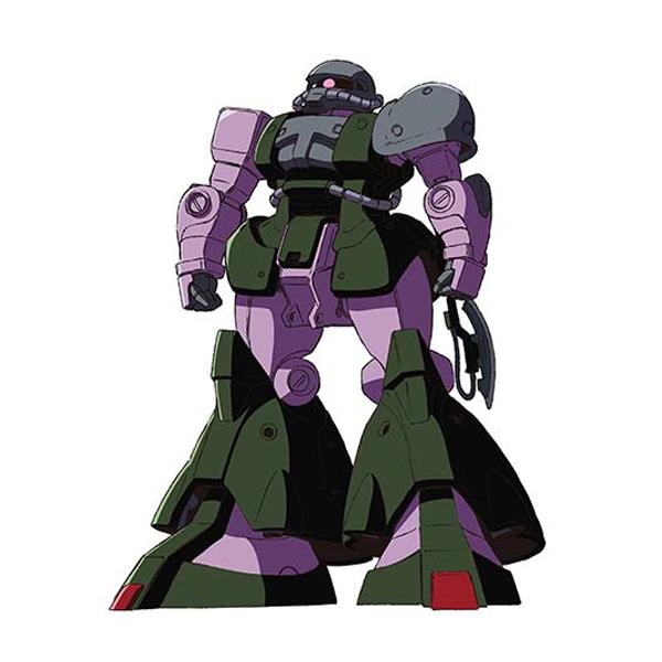 MS-06RD-4 高機動試験型ザク [Zaku High Mobility Test Type]