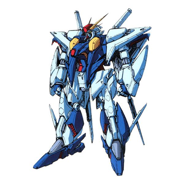 RX-105 Ξガンダム〈クスィーガンダム〉 [Ξ Gundam]