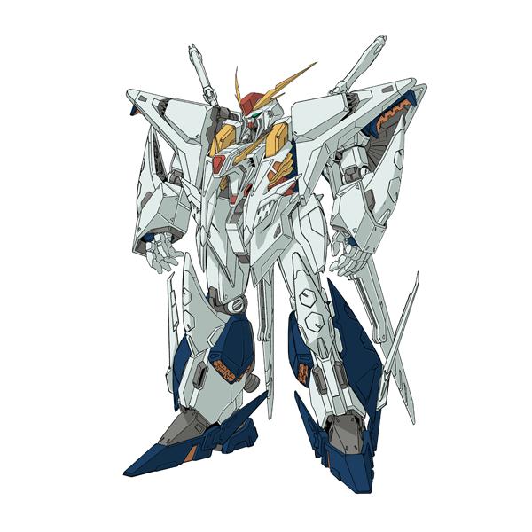 RX-105 Ξガンダム〈クスィーガンダム〉 [Ξ Gundam](小説版)
