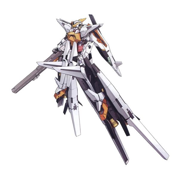 GN-003/af-G02 ガンダムキュリオス ガスト [Gundam Kyrios Gust]