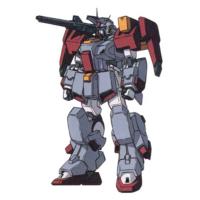 GAT-01D ロングダガー フォルテストラ[ジャン・キャリー専用機]