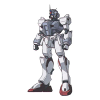 GAT-01D ロングダガー[ジャン・キャリー専用機]