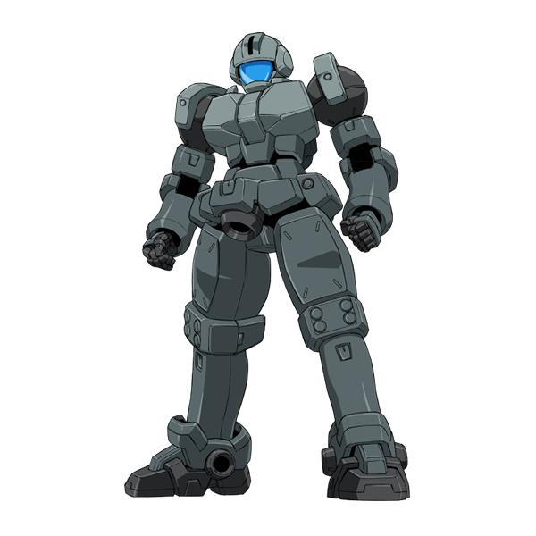 OZ-06MS[NPD] リーオーNPD タイプ2 [Leo NPD Type 2]