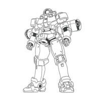 OZ-06MS リーオー(宇宙仕様機) [Leo Space Type]