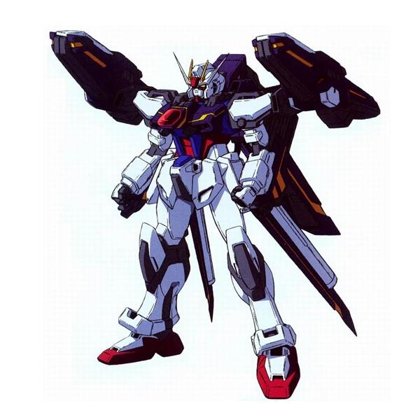 GAT-X105+P204QX ライトニングストライクガンダム [Lightning Strike Gundam]