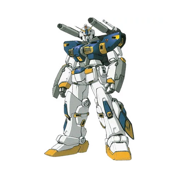 RX-78-6 ガンダム6号機〈マドロック〉 [Mudrock Gundam]