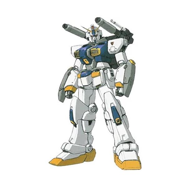 RX-78-6 ガンダム6号機〈マドロック〉(未完成)