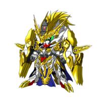 馬超ガンダムバルバトス [Ma Chao Gundam Barbatos]