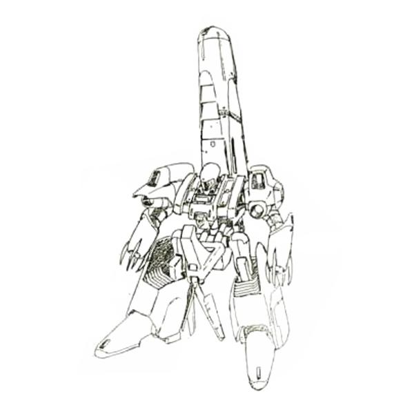 MSA-005M メタス・マリナー