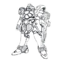 WMS-03 マグアナック(ライフル装備タイプ) [Maganac]