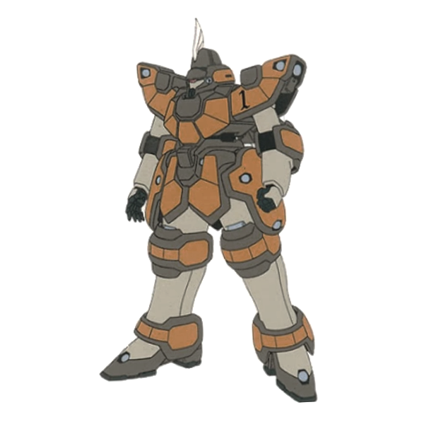 WMS-03 マグアナック[ラシード機][Maganac Rashid Kurama Custom]