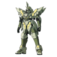 WMS-03 マグアナック[ラシード機][Maganac Rashid Kurama Custom]《Endless Waltz》