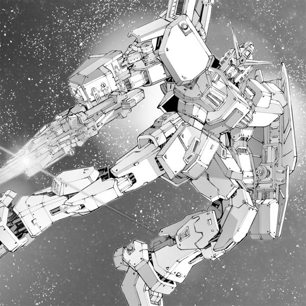 RX-178 ガンダムMk-II[バナージ・リンクス機]